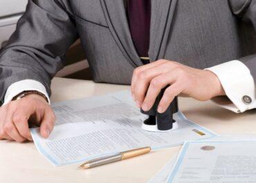 Составление юридических договоров