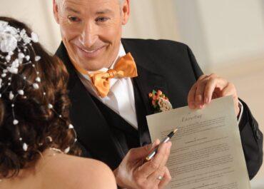 оформление брачного контракта